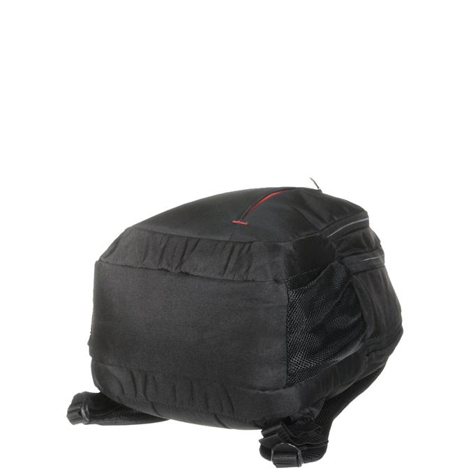Quality laptop backpack, black , 969-2395 - 17