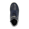 Boys´ ankle-cut sneakers mini-b, blue , 391-9600 - 19