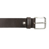 Men's leather belt bata, brown , 954-4106 - 26