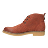 Ladies' ankle boots with colourful lining bata, orange, 599-5605 - 26