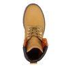 Ladies' leather  boots weinbrenner, brown , 596-8629 - 19