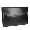 Leather document bag royal-republiq, black , 964-6009 - 13