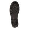 Men´s leather ankle-cut footwear weinbrenner, brown , 896-4110 - 26