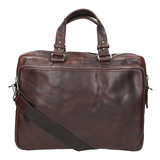 The Seymur Briefcase Bag, brown , 964-4106 - 19