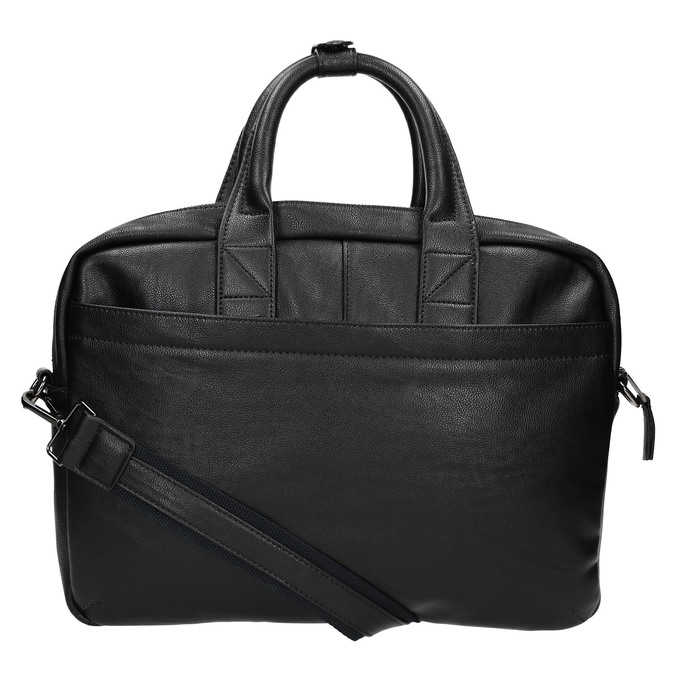 Black bag bata, black , 961-6521 - 19
