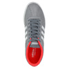 Ladies' grey sneakers adidas, gray , 503-2976 - 19