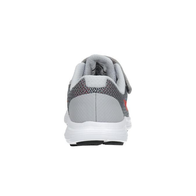 Children's sporty sneakers nike, gray , 309-2149 - 17