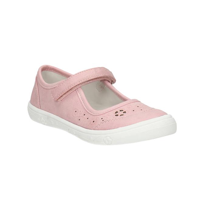 Girls' pink shoes mini-b, pink , 221-5604 - 13