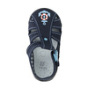 Children's blue slippers mini-b, blue , 179-9600 - 19
