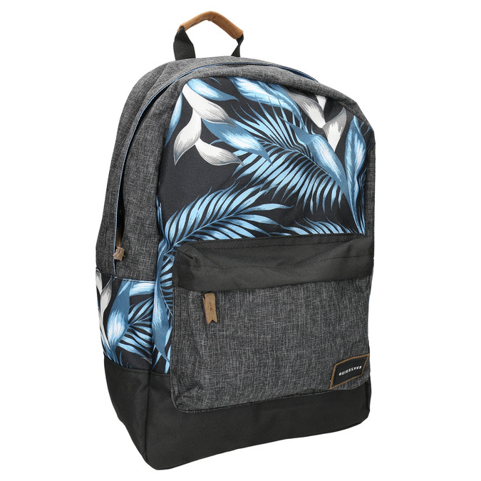 Backpack with printed motif quiksilver, 969-0032 - 13