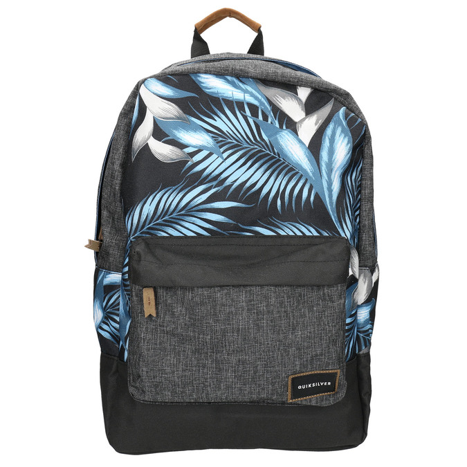 Backpack with printed motif quiksilver, 969-0032 - 19