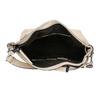 Handbag with tassels, beige , 961-8703 - 15