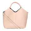 Pink handbag, pink , 961-5704 - 19