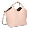 Pink handbag, pink , 961-5704 - 13