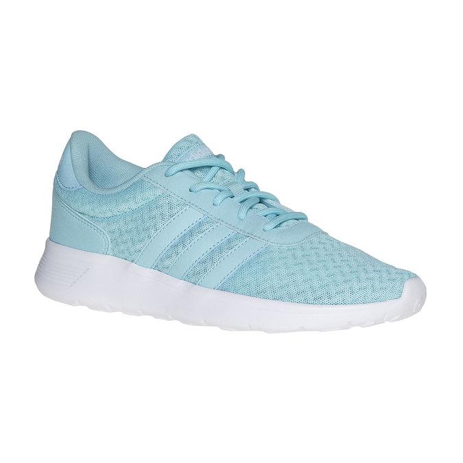 Ladies' blue sneakers adidas, turquoise, 509-7735 - 13