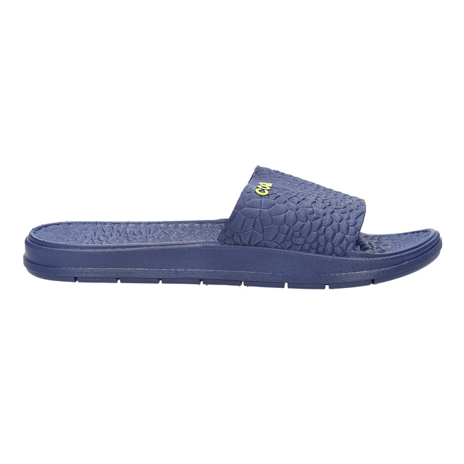 Men's blue slip-ons coqui, blue , 872-9619 - 15