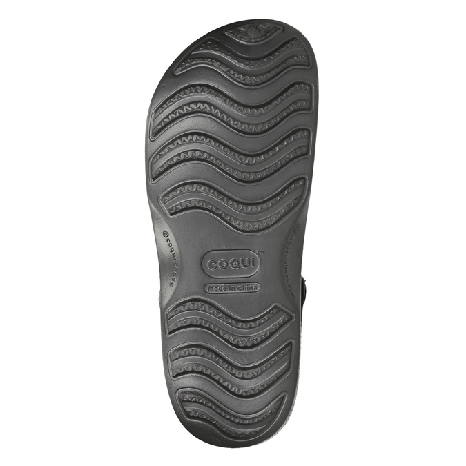 Men's sandals coqui, gray , 872-2616 - 19