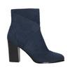 Ladies' blue ankle boots bata, blue , 799-9615 - 15