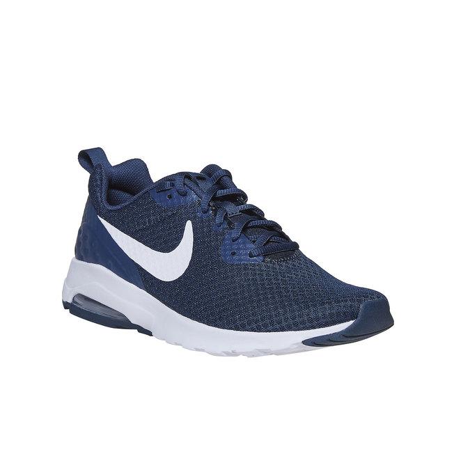 Men's athletic sneakers nike, blue , 809-9357 - 13