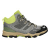 Children's grey Outdoor boots weinbrenner-junior, gray , 419-2613 - 26