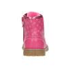Pink ankle shoes bubblegummer, pink , 221-5606 - 17