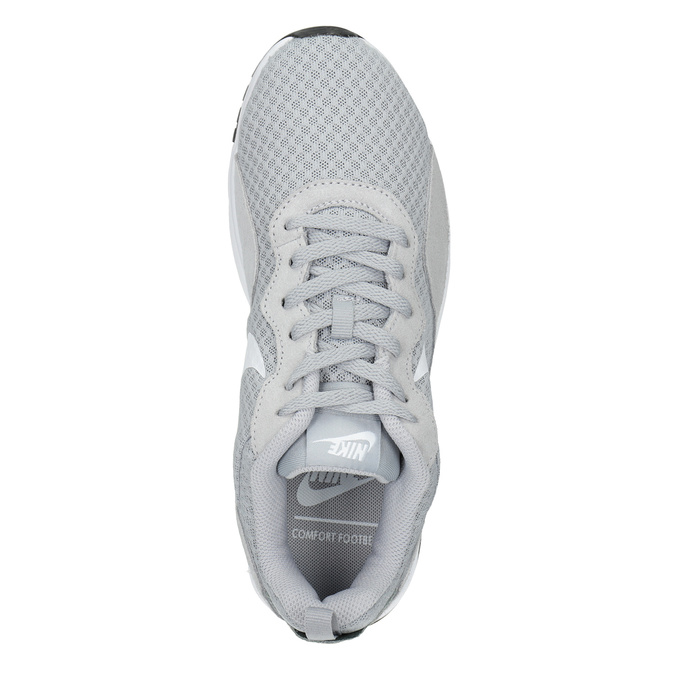 Ladies' Grey Sneakers nike, gray , 509-2160 - 15