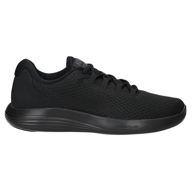 Men's Black Sneakers nike, black , 809-6290 - 26