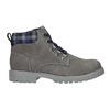 Children's winter ankle boots weinbrenner-junior, gray , 411-2607 - 15