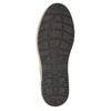 Men's ankle sneakers bata, brown , 846-4651 - 19