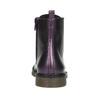 Metallic Children's Boots mini-b, violet , 321-9612 - 17