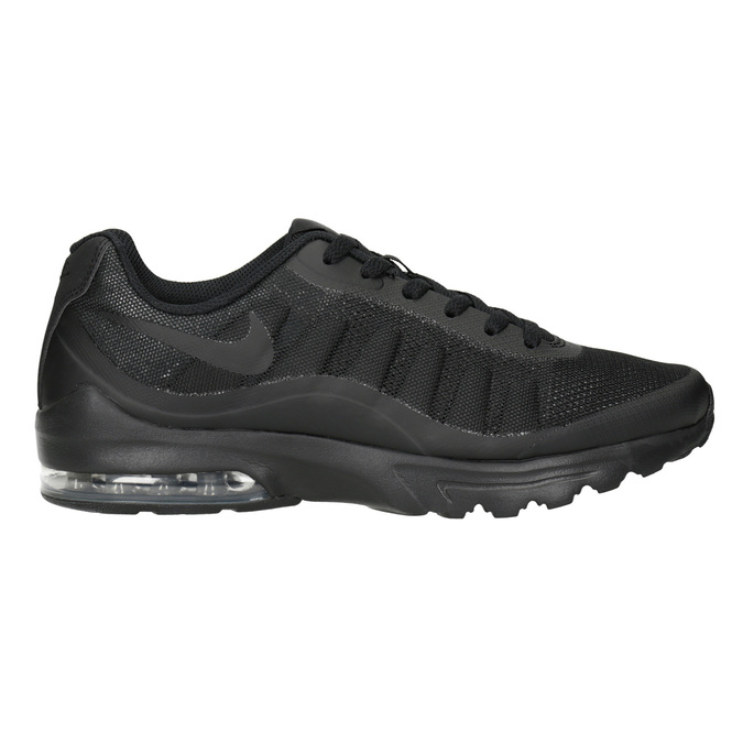 Men's Black Sneakers nike, black , 809-6184 - 26