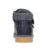 Children's leather ankle boots weinbrenner-junior, blue , 216-9200 - 16