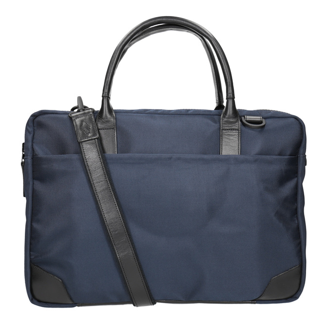Blue Unisex Bag royal-republiq, blue , 969-9056 - 16