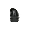 Men's leather Loafers bata, black , 814-6623 - 17