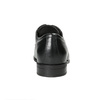 Black leather shoes bata, black , 824-6600 - 17