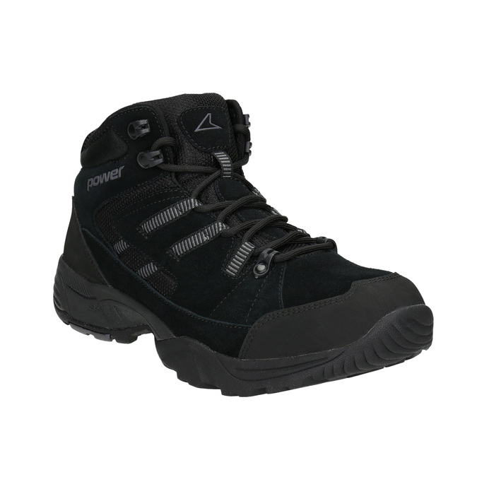 Men's Outdoor ankle boots power, black , 803-6232 - 13