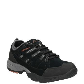 Men's Outdoor sneakers power, black , 803-6230 - 13