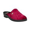 Ladies' Slippers bata, red , 579-5620 - 13