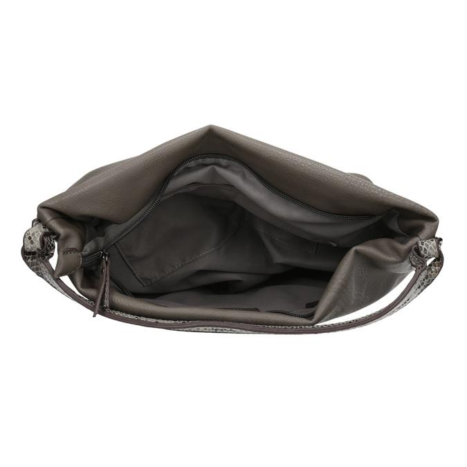 Ladies' Hobo Handbag with Strap gabor-bags, yellow , 961-8029 - 15