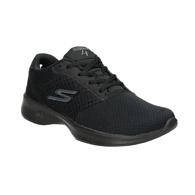 Black Ladies' Sneakers skechers, black , 509-6325 - 13