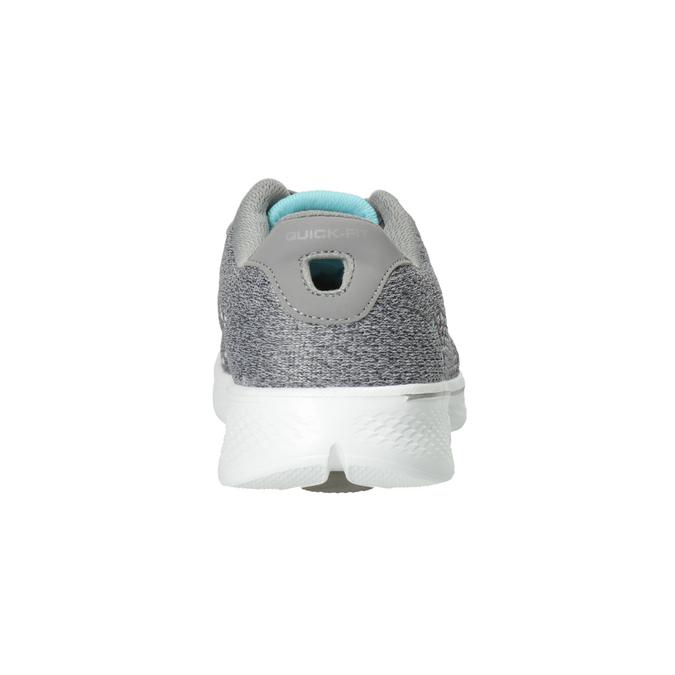 Grey Ladies' Sneakers skechers, gray , 509-2325 - 16