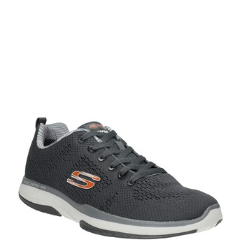 Grey Athletic Sneakers skechers, gray , 809-2330 - 13