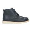 Children's Leather Ankle Boots primigi, blue , 314-9004 - 26