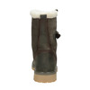 Ladies' winter boots with fur weinbrenner, gray , 594-2455 - 16