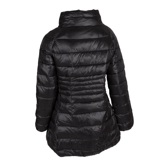 Ladies' quilted jacket bata, black , 979-6166 - 26