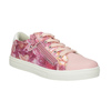 Kids' sneakers with a floral pattern mini-b, 321-5219 - 13