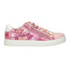 Kids' sneakers with a floral pattern mini-b, 321-5219 - 26