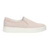 Ladies' leather Slip-on shoes bata, pink , 533-5600 - 26
