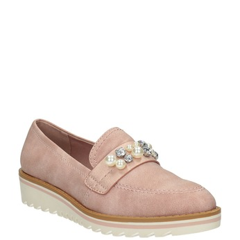 5115610 bata, pink , 511-5610 - 13