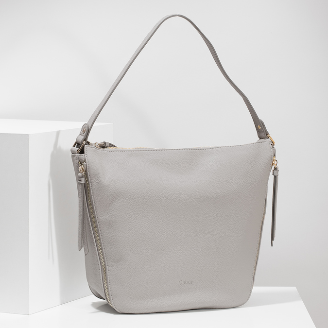 9618002 gabor-bags, gray , 961-8002 - 17